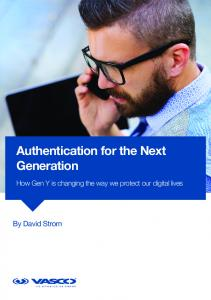 Authentication for the Next Generation