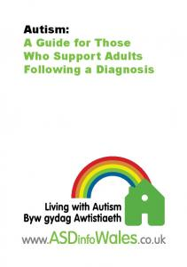 Autism: A Guide for Those Who Support Adults Following a Diagnosis