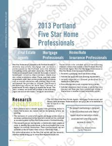 Auto Insurance Professionals Mortgage Professionals