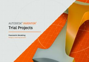 AUTODESK INVENTOR Trial Projects