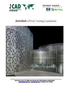 Autodesk Revit Architecture 2011 Nivel I