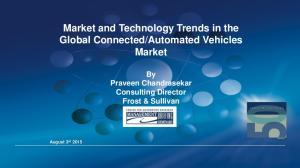 Automated Vehicles Market