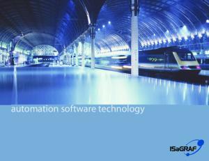 automation technology software technology
