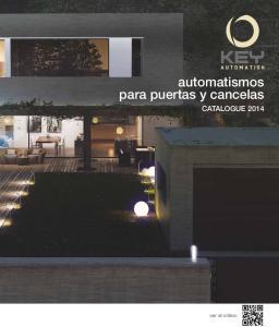 automatismos para puertas y cancelas