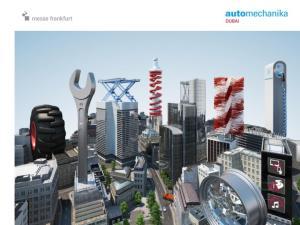 Automechanika Dubai Tuesday, September 30,