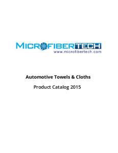 Automotive Towels & Cloths