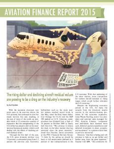 AVIATION FINANCE REPORT 2015