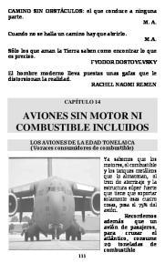 AVIONES SIN MOTOR NI COMBUSTIBLE INCLUIDOS