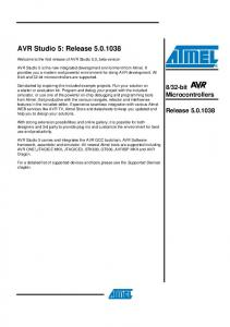 AVR Studio 5: Release