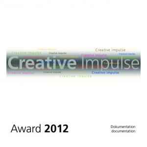 Award Creative Impulse Creative Impulse. Creative Impulse. Dokumentation documentation. Creative Impulse. Creative Impulse