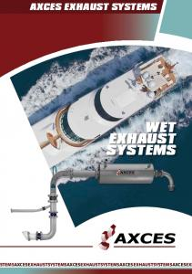 AXCES EXHAUST SYSTEMS WET EXHAUST SYSTEMS
