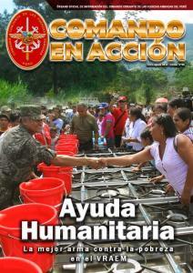 Ayuda Humanitaria La mejor arma contra la pobreza en el VRAEM