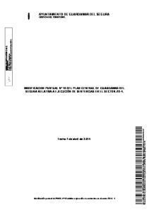 AYUNTAMIENTO DE GUARDAMAR DEL SEGURA GESTION DEL TERRITORIO