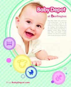 Baby Registry. It's as easy as Baby gift registry
