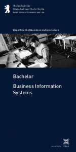 Bachelor Business Information Systems