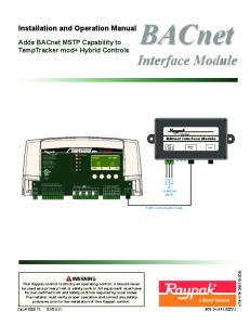 BACnet Interface Module