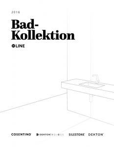 Bad- Kollektion
