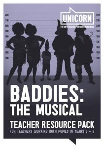 baddies: TEACHER RESOURCE PACK