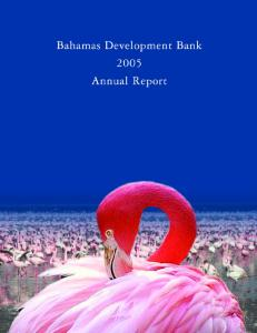 Bahamas Development Bank 2005 Annual Report