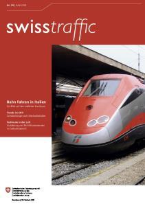 Bahn fahren in Italien