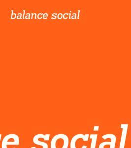 balance social balance social