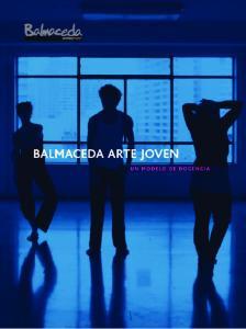 Balmaceda Arte Joven Director Ejecutivo: Felipe Mella M