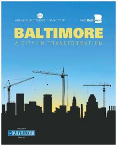BALTIMORE A CITY IN TRANSFORMATION