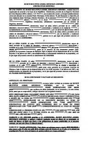 BANCO MULTIPLE ADEMI, SOCIEDAD ANONIMA CONTRATO DE HIPOTECA