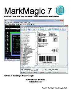 Bar Code Label, RFID Tag, and Forms Software for IBM System i