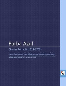 Barba Azul. Charles Perrault ( )