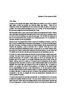 Barcelona, 22 de octubre de 2007