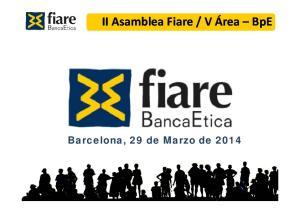 Barcelona, 29 de Marzo de 2014