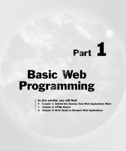 Basic Web Programming