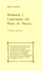 Bastitania y Contestania del Reino de Murcia