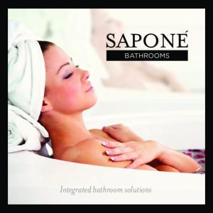 BATHROOMS. Integrated bathroom solutions