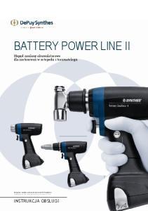 BATTERY POWER LINE II