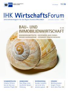 BAU- UND 8 25 IMMOBILIENWIRTSCHAFT