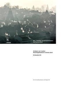 Bau-, Verkehrs- und Energiedirektion des Kantons Bern