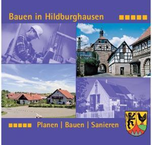 Bauen in Hildburghausen. Planen Bauen Sanieren
