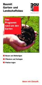 Baumit Garten- und Landschaftsbau