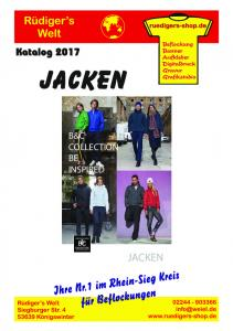 B&C COLLECTION BE INSPIRED JACKEN