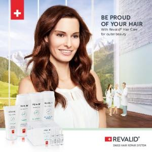 BE PROUD OF YOUR HAIR With Revalid Hair Care for outer beauty