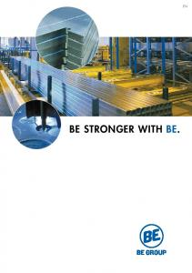 BE STRONGER WITH BE