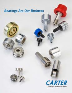 Bearings Are Our Business