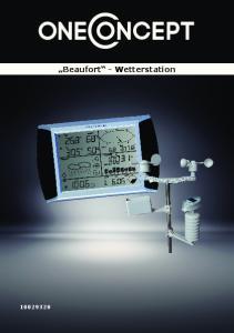 Beaufort - Wetterstation