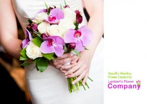 Beautiful Wedding Flowers Created by