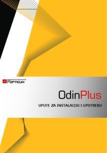 Bedienungsanleitungen UPUTE ZA INSTALACIJU I UPOTREBU AX ODIN PLUS_DVB-S2 RECEIVER