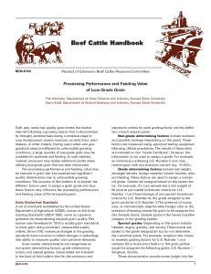 Beef Cattle Handbook