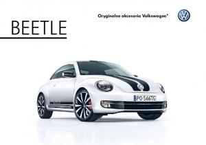 BEETLE. Oryginalne akcesoria Volkswagen