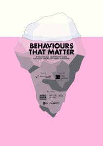 BEHAVIOURS THAT MATTER